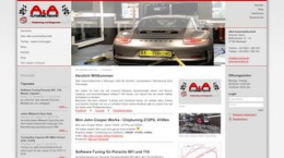 Snapshot - website aa-tuning.de