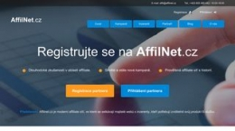 Cost of site affilnet.cz