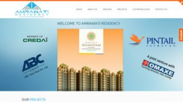 SEO amrawatiresidency.com