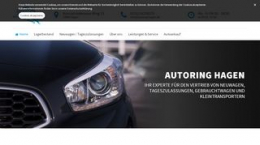 Snapshot - website autoring-hagen.de