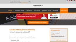SEO calculatrice.lu