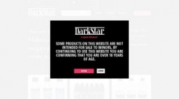 SEO darkstarvapour.co.uk