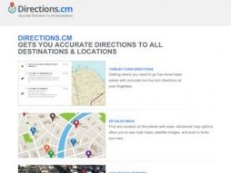 Site directions.cm