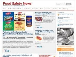 Cost of site foodsafetynews.com