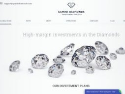 SEO geminidiamonds.com
