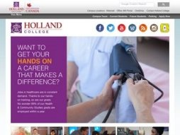 SEO hollandcollege.com