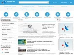Snapshot domain innovation.gov.ru