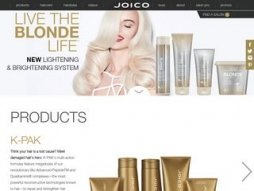 Cost of site joico.com