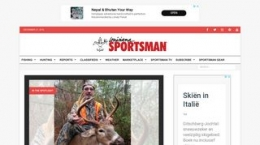 Snapshot - website louisianasportsman.com