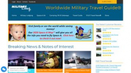 Cost of site militaryliving.com