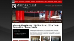 Cost of site mirrorandglassdepot.com