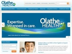 Cost of site olathehealth.org