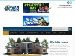 Cost of site pwanhomes.com