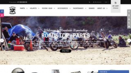 Snapshot - website roadsiderepairshop.com