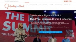 Site speakingyourbrand.com