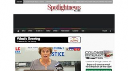 Snapshot of site spotlightnews.com