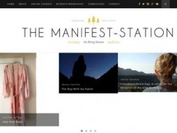 Site themanifeststation.net