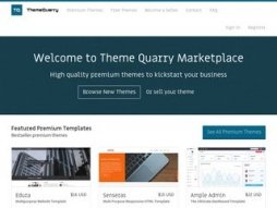 SEO themequarry.com