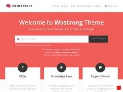 Site themestrong.com