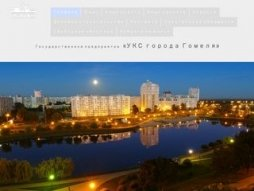 Snapshot domain uksgomel.by