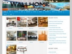 Site wallhome.net