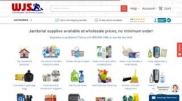 SEO wholesalejanitorialsupply.com