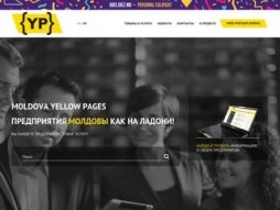 Site yellowpages.md