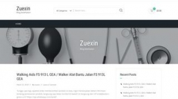 Snapshot - website zuexin.com